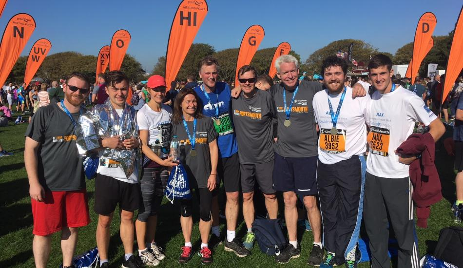 Bedales runners raise thousands for education charities
