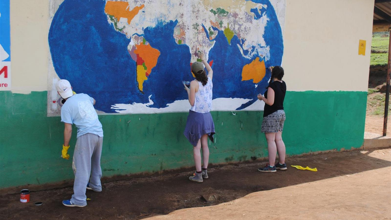 Global Partner Schools and Projects