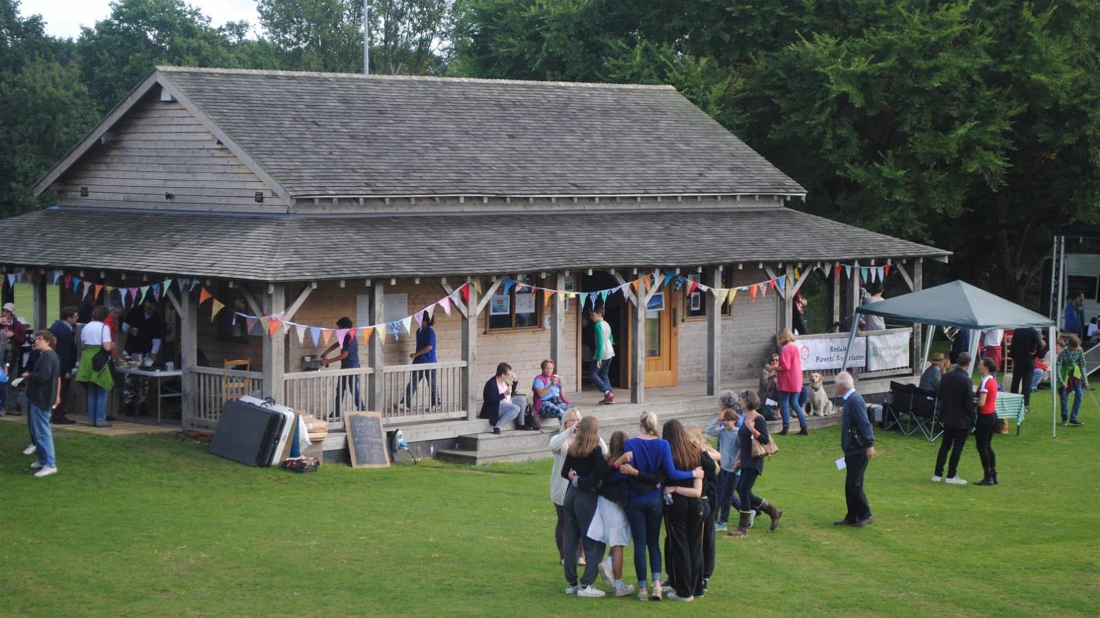 Sam Banks Pavilion