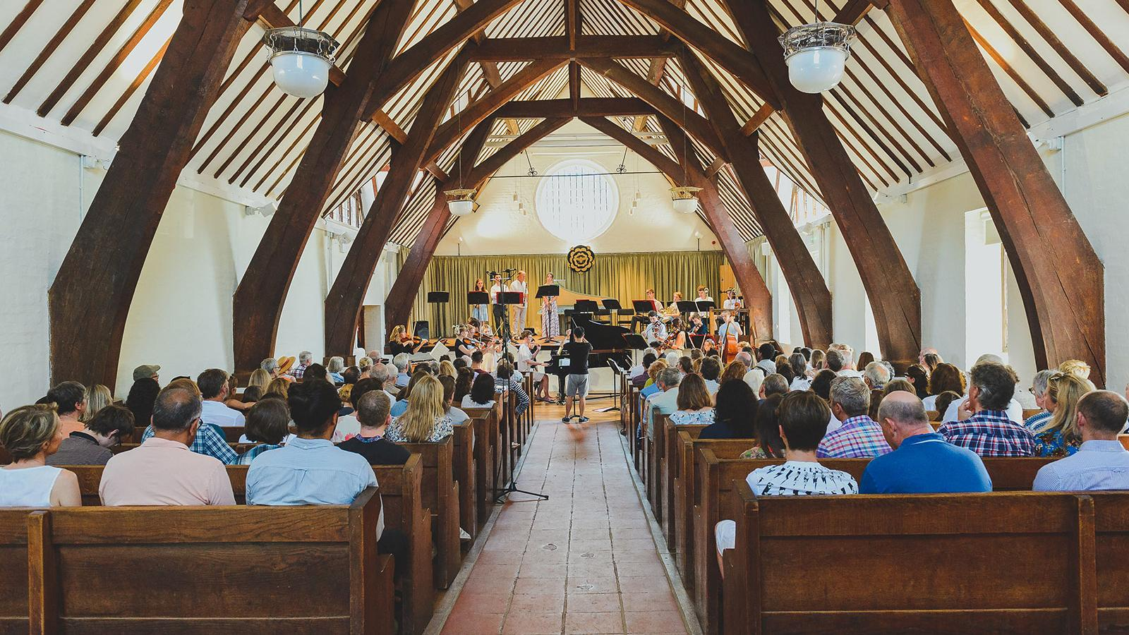 Parents' Day Concert in the Lupton Hall