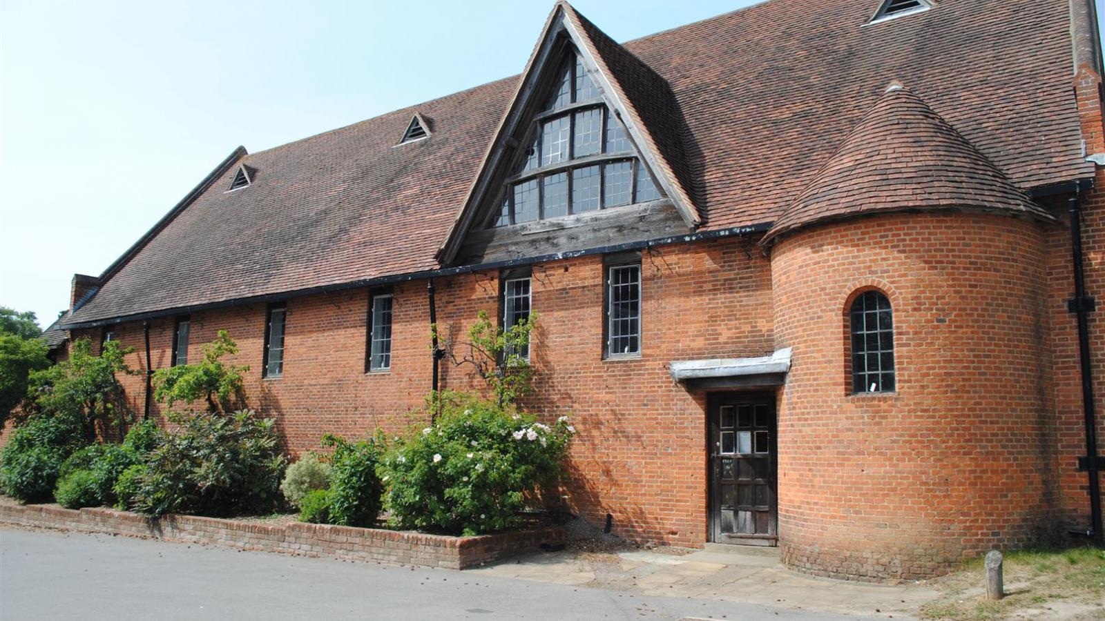 Lupton Hall