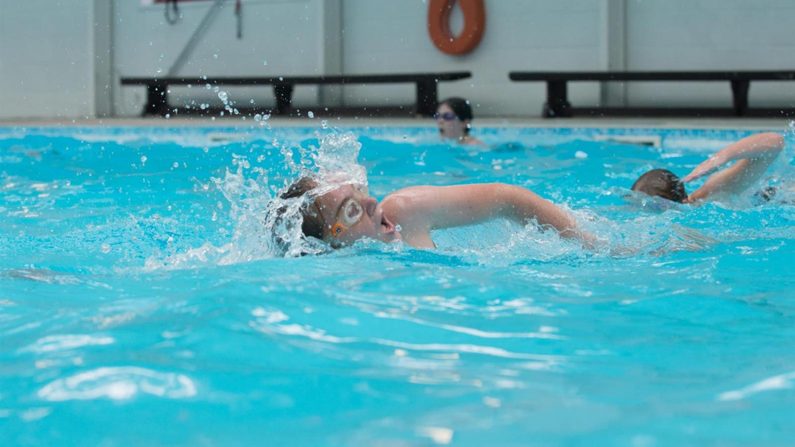 Activities - swimming