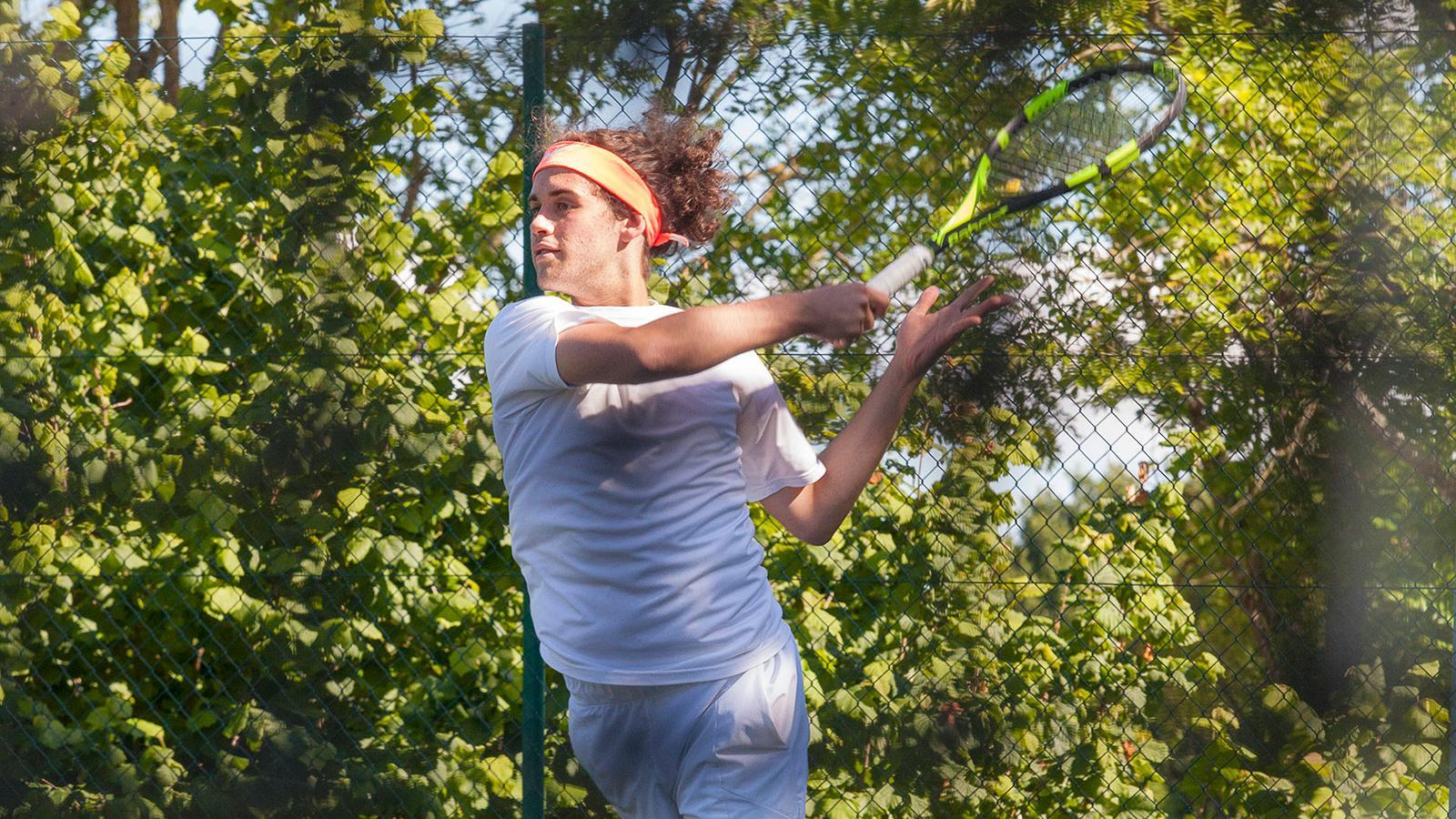 Bedales tennis