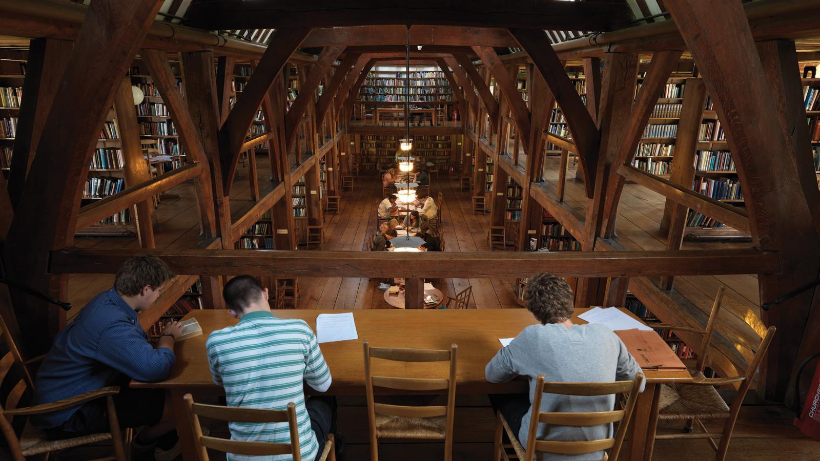 Bedales Memorial Library